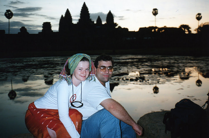 55. Rasarit la Angkor Wat