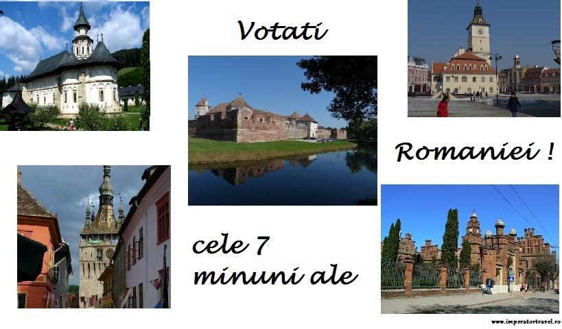 7 minuni ale Romaniei 1
