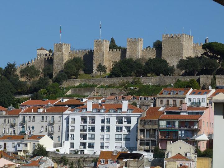 9. Castelul Sao Jorge