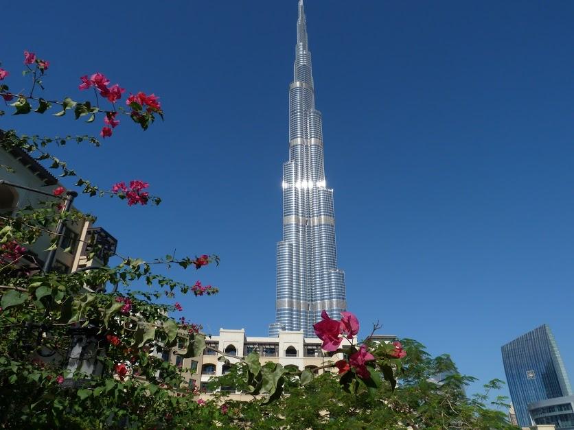 30. Burj Khalifa Dubai