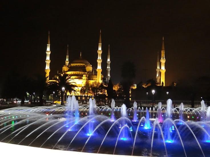 20. Moscheea Albastra Istanbul