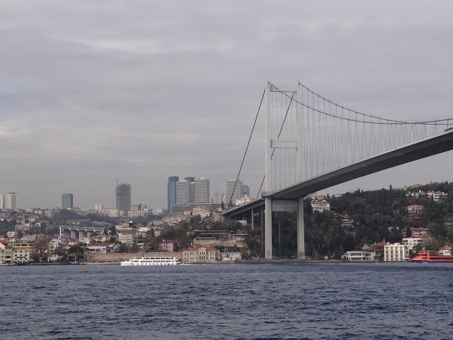 22. Podul Bosfor