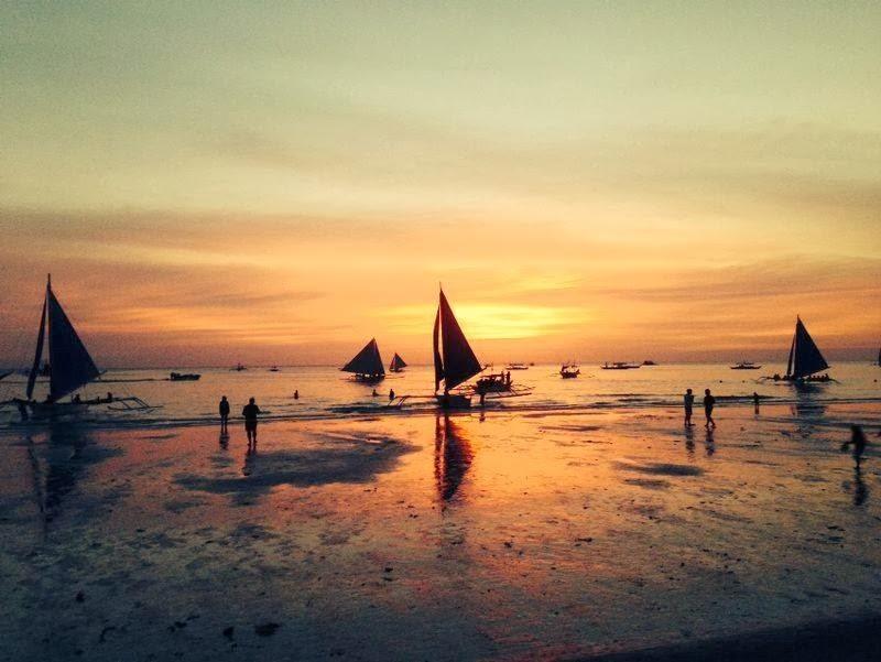 11. Apus de soare Boracay