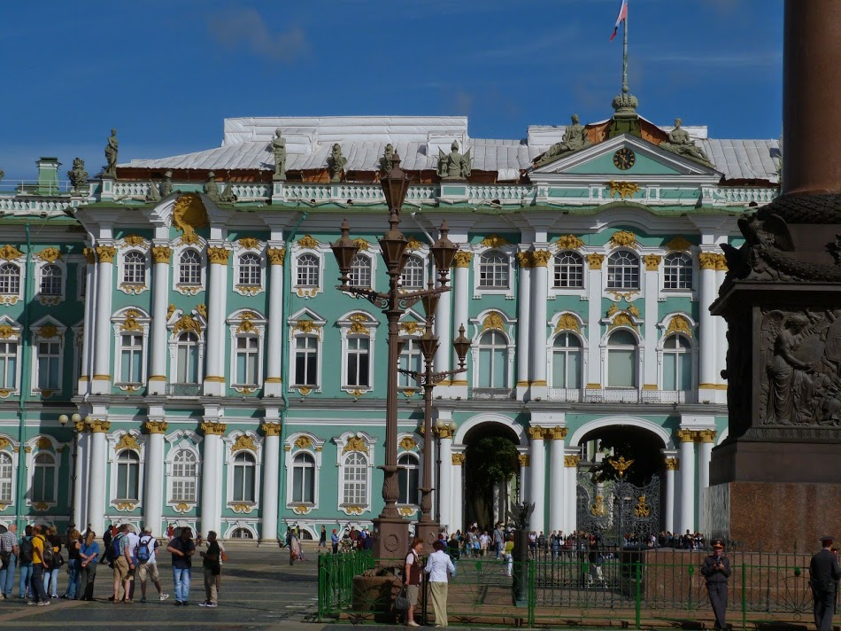 09. Palatul de Iarna - St. Petersburg