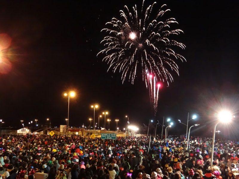 07. Anul Nou in Punta Arenas, Chile