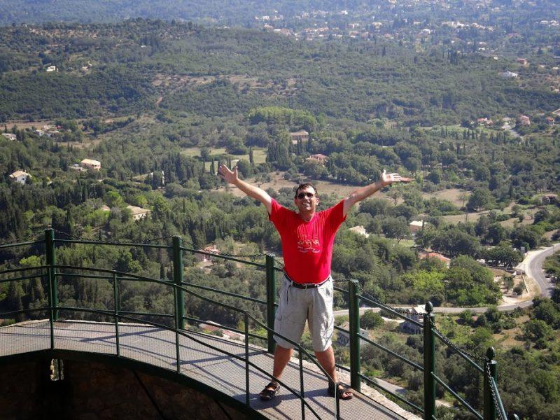 18. Tronul imparatului - Corfu