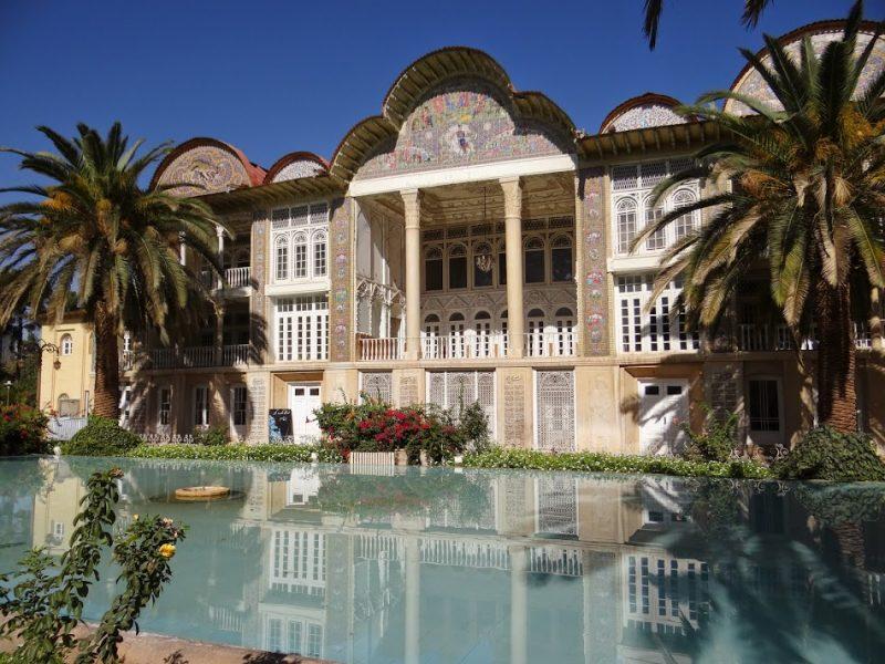 09. Eram Garden - Shiraz