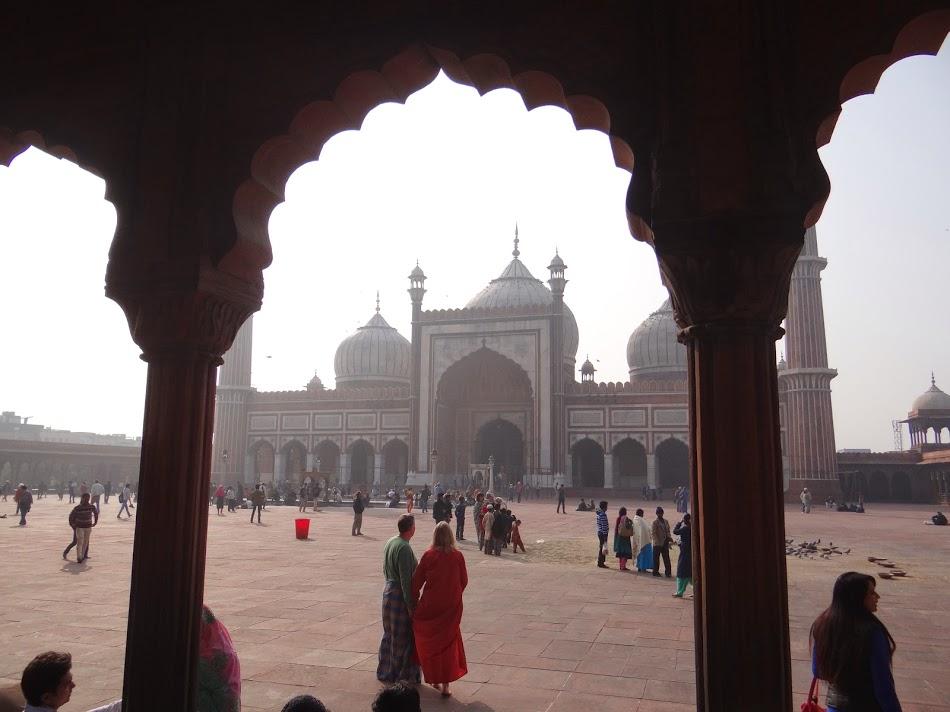 12. Friday Mosque - Delhi