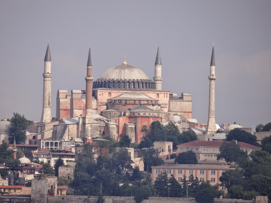 01. Catedrala Sf. Sofia - Istanbul