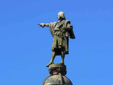 01. Statuia lui Columb din Barcelona
