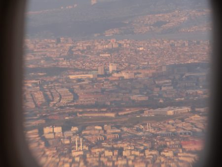 02. Istanbul din avion