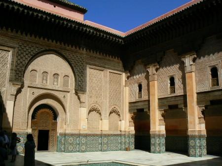 03. Palat Marrakech, Maroc