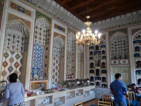 03. Restaurant Lyabi House