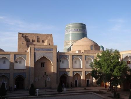 05. Orient Star Hotel - Khiva