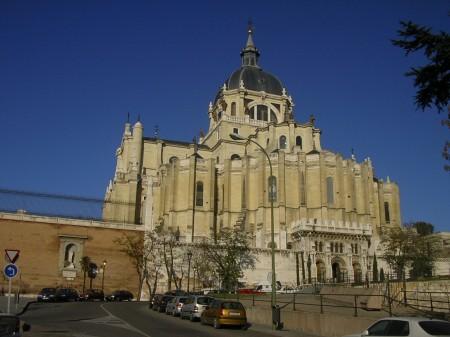 06. Catedrala Almudena - Madrid, Spania