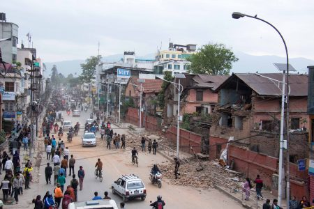 06. Kathmandu dupa cutremur