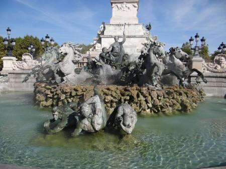 06. Statuie Bordeaux