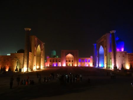 07. Samarkand noaptea