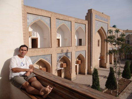 09. Hotel Orient Star Khiva