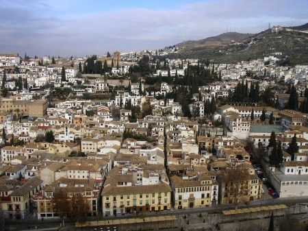 09. Panorama Granada