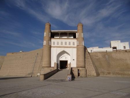10. Citadela Buhara