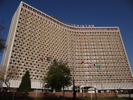 15. Hotel Uzbekistan