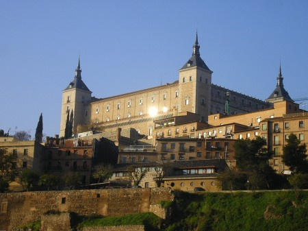 16. Alcazar, Toledo