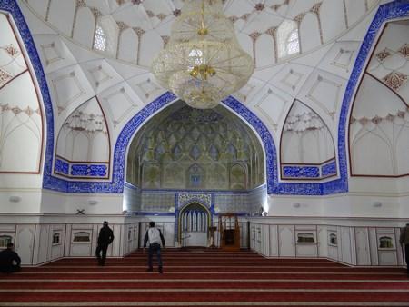 16. Bolo Hauz Mosque Buhara
