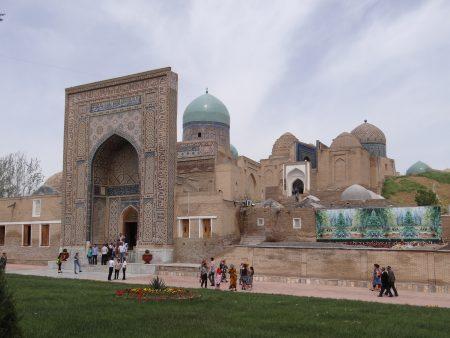 16. Shah-i-Zinda
