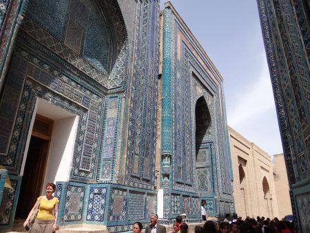 17. Mausolee Samarkand