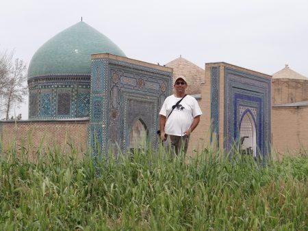 19. Cimitirul din Samarkand