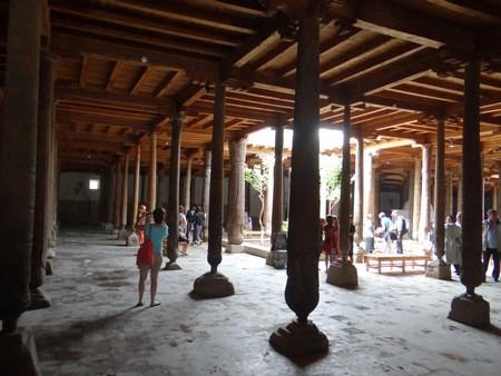 19. Djuma Mosque Khiva