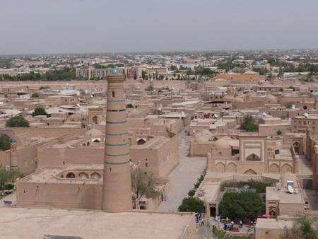 24. Panorama Khiva