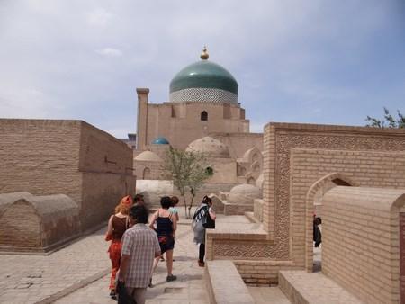 27. Strazile din Khiva