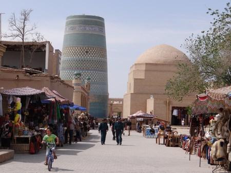 29. Strada centrala - Khiva