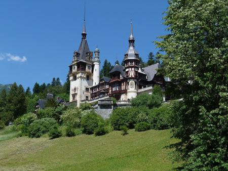 5. castelul Peles
