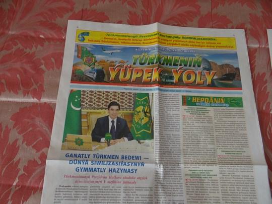 01. Ziare Turkmenistan