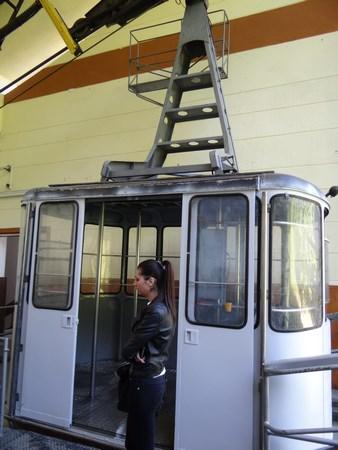 02. Telecabina Sinaia - Cota 1400