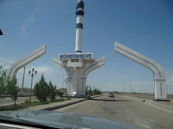 04. Intrare Konya Urgench