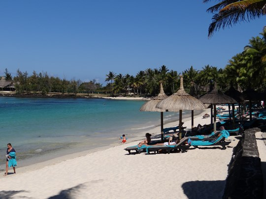 05. Plaje amenajate Mauritius