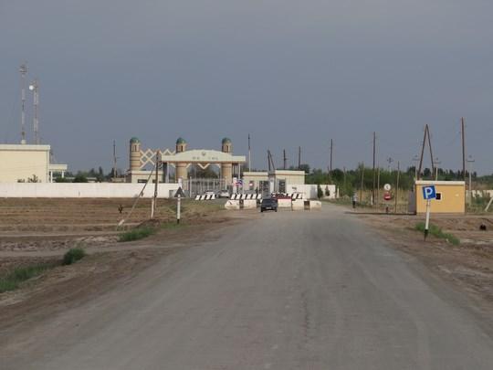 06. Frontiera Uzbekistan