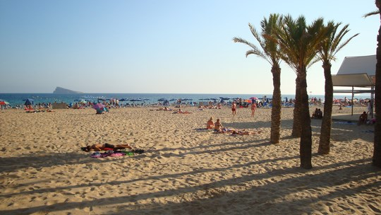 07. Plaja Benidorm