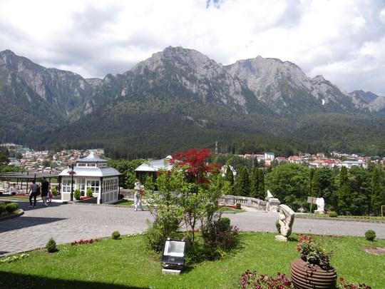 08. Panorama Bucegilor