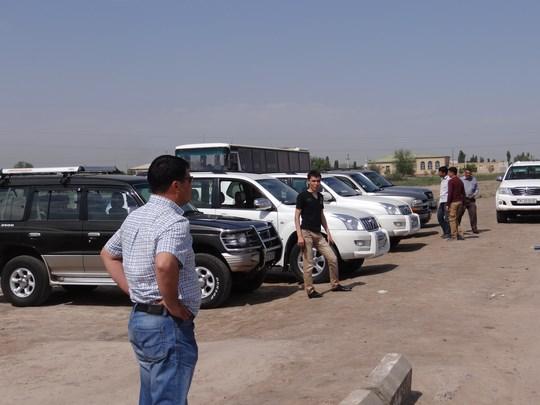 09. Jeepuri in Turkmenistan