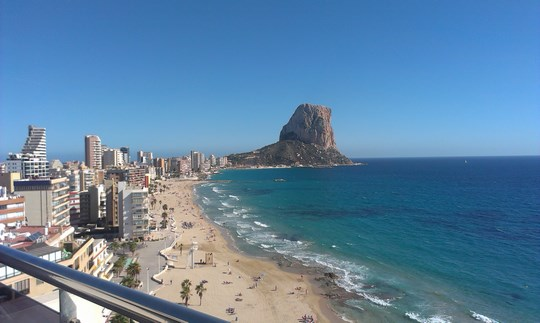 09. Plaja Calpe