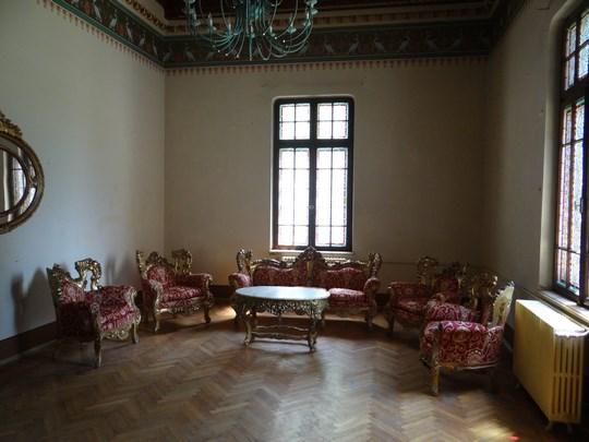 11. Interior Palat