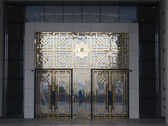 13. Hotel Sofitel Asgabat