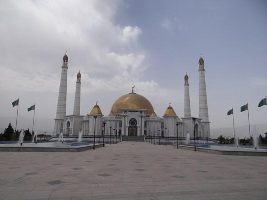 13. Moscheea spirituala din Kipchak