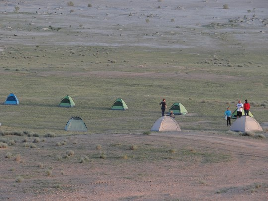 15. Camping Derweze