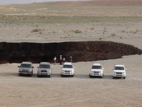 20. Jeepuri la Portile Iadului